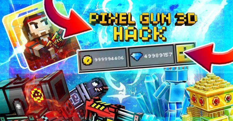 Using Hacks For Pixel Gun 3D