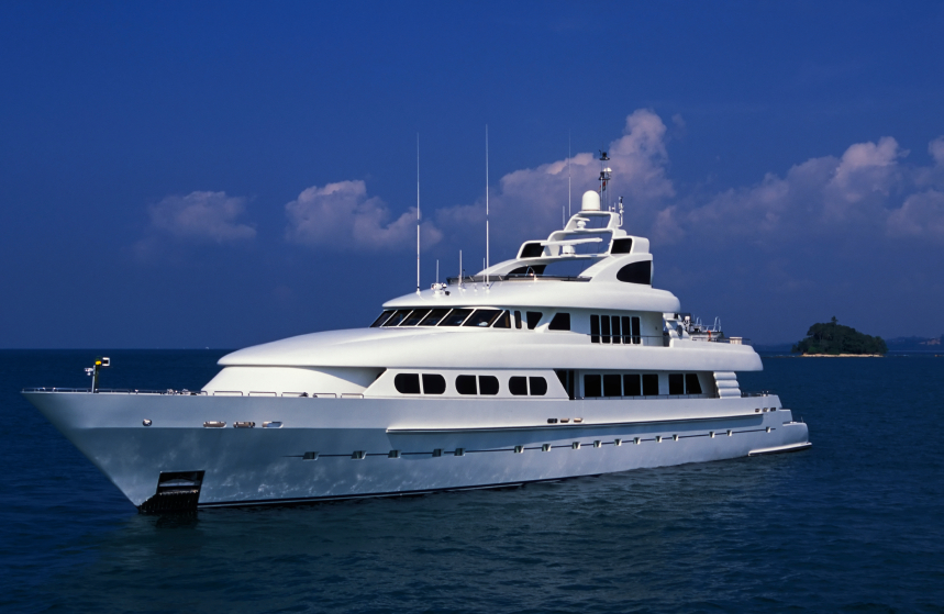 Buying the yacht considering factors