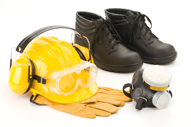 construction safety supplies