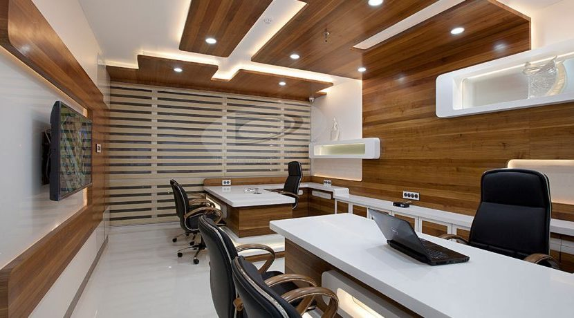 interior design commercial projects